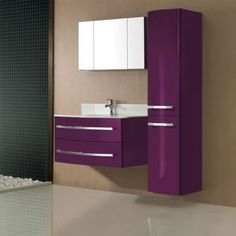 1000 images about salle de bain fab on pinterest evo violets and vogue. Black Bedroom Furniture Sets. Home Design Ideas