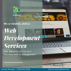 At AdsRole we're an award-winning professional web design company that focuses on lead generation and eCommerce website design solutions to grow your business online.  Call us today for FREE Consultation on +1 (972) 694-9090 or simply visit our website: www.adsrole.com.  #AdsRole #texas #digitalmarketing #onlinemarketing #websitedesign #marketingstrategy #newwebsite Local Seo Services, Companies In Usa, Top Digital Marketing Companies, Online Marketing, Professional Web Design, Ecommerce Website Design, Web Design Company, Mobile Marketing, Lead Generation