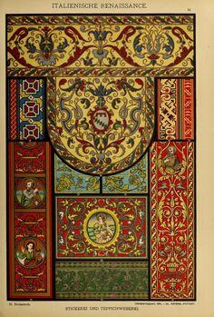 Der Ornamentenschatz; ein Musterbuch stilvoller...