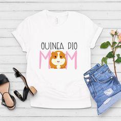 Guinea Pig Mom Hedgehog Hamster Animal Lover Gift - Soft Pink / 2XL