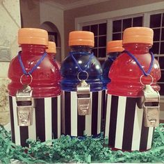 Football Referee Drink Wraps Super Bowl Party Instant Download Water Bottle Labels Birthday