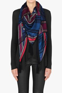 #treatyourself to our new arrivals! http://mikoandmollie.com/products/sass-and-bide-written-in-the-stars-silk-square-scarf?utm_campaign=social_autopilot&utm_source=pin&utm_medium=pin