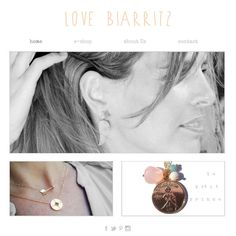 jewelry shop www.lovebiarritz.com