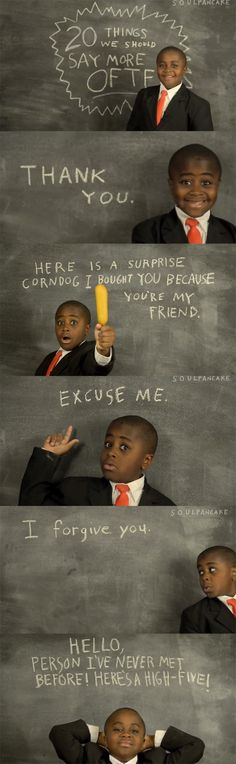 Yeah I don't think any of my friends have surprised me with a corndog...they don't really love me I'm thinking...
