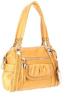 Bruce Makowsky bags are one of my favorite designer must haves. These bags are beautiful and functional as well.