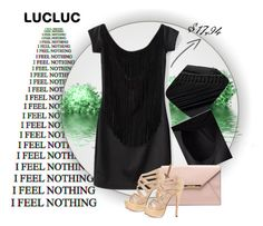 """""""lucluc 18."""" by uma2015 ❤ liked on Polyvore"""