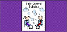 Peace, Love and Learning Self-Control Bubbles