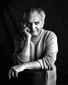 """I feel that man can transcend himself to a point where he can accomplish greater things than he thinks. I see people depressed and I see people who devalue themselves and I feel that's a terrible, terrible waste. But I love the people who try. But try fairly, try honestly."" -Jack Kirby"