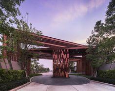 Burasiri Khon Kaen Landscape Design by Shma | Wison Tungthunya & W Workspace