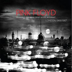Pink Floyd London 1966/1967 Limited Edition 180g LP (White Vinyl)