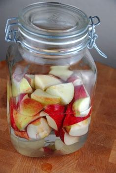 Fall cocktail.  Apple-Infused Vodka: How to Make Your Own |Boulder Locavore - Local. Seasonal. Food. Drink.