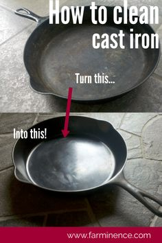 Cast Iron Care: Cleaning and Maintaining Cast Iron Skillets and Cookware