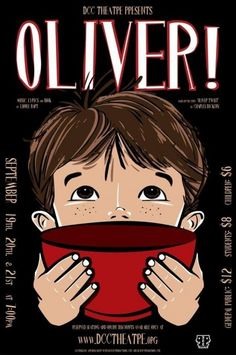 Theater Production of 'Oliver!' Colorado Springs, CO #Kids #Events