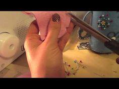 Memory Bear Tutorial: Head Construction (full) - YouTube