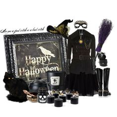 A Bad Witch... - Polyvore