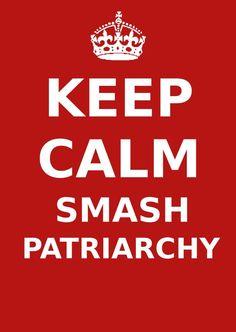 #feminism #keepcalm