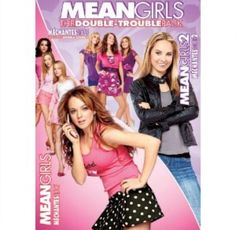 Mean girls/mean girls 2 double trouble pack