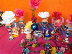 3 dekoracje wielkanocne pisanki swiateczny stol etno easter decorating easter eggs holiday table setting mexican easter ethnic boho folk styling