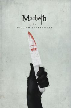 Shakespeare Book Covers by Chris Hall, via Behance