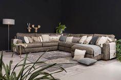 Hoekbank Liam van Meubelindustrie het Anker in africa leder Home And Living, Kentucky, Van, Couch, Furniture, Home Decor, Products, El Dorado, Africa