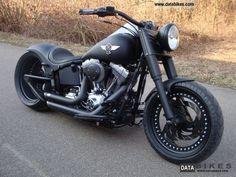 81754d1348746934-custom-paint-royal-enfield-harley_davidson___later_fat_boy_special_300_ricks_conversion_2011_2_lgw.jpg (640×480): Harley Fatboy, Harley Davidson Fatboy Custom, Motorcycles Harley, Cars Motorcycles, Harley Davidson Motorcycles, Bikes Cars #harleydavidsonchoppersbikes #harleydavidsonchoppersawesome