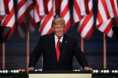 Just How Much Did Donald Trump Lie During His Big RNC Speech? The proverbial shitload, nut his supporters of not care.  The Trump Chumps.