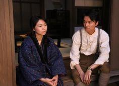 二階堂ふみ&長谷川博己、終戦70周年記念映画で共演!道ならぬ男女の恋