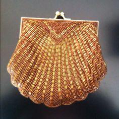Vintage Beaded purse for sale at etsy.com/shop/grandmomspennies