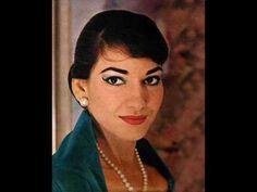 Maria Callas, Norma - Casta Diva - Bellini - YouTube