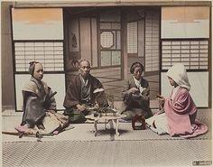 Marriage by Kusakabe Kimbei