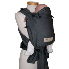Storchenwiege Baby Carrier Graphit Draagzak