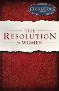 Written in partnership with Sherwood Pictures' film, Courageous, Priscilla Shirer's The Resolution for Women challenges all women to be intentional about embracing and thriving in God's beautiful and eternal calling.
