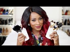 Essential Makeup Brushes for Beginners & Makeup Lovers | Makeup Addictio...