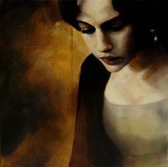 "Margarita Georgiadis; Oil, 2011, Painting ""The Path"""