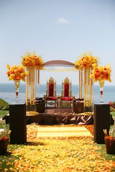 Mandap by Blue Vanda Designs