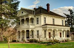 Neely Mansion - Constructed in 1894 as part of a 200 acre farm, the Neely Mansion is listed on the National Registry of Historic Places.