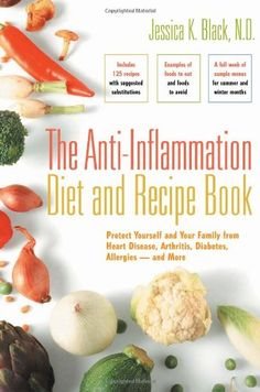 The Anti-Inflammation Diet and Recipe Book: Protect Yourself and Your Family from Heart Disease, Arthritis, Diabetes, Allergies - And More. Author:Black, Dr Jessica K. We appreciate the impact a good book can have. Foods To Avoid, Healthy Foods To Eat, Healthy Eating, Clean Eating, Arthritis Diet, Rheumatoid Arthritis, Arthritis Relief, Anti Inflammatory Herbs, Diet Recipes