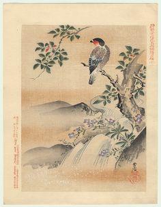 Japanese Woodblock Reprint
