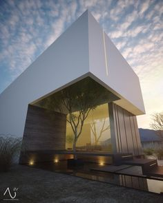 Houses by homify is part of Interior architecture design - Here you will find photos of interior design ideas Get inspired! Architecture Design, Scandinavian Architecture, Minimalist Architecture, Residential Architecture, Amazing Architecture, Architecture Posters, Facade House, Modern House Design, Building Design