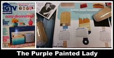 HGTV's pick for the BEST brush to use with Chalk Paint®!  We love Annie Sloan's SMALL brush ~ $27.95