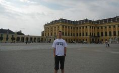 Jedan veliki pozdrav iz Beča, Schloß Schönbrunn.