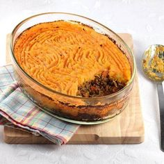 Eats Amazing on Instagram - Shepherds Pie with Sweet Potato Mash Recipe