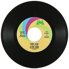 Your Song Elton John