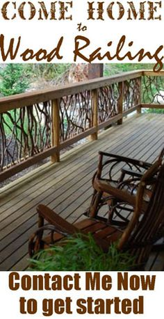 Deck Railing Ideas | Home Office | Wood, Metal and MORE! - Part 2