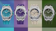 Audemars Piguet - Royal Oak Offshore Diver