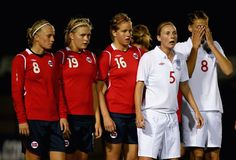 Norway Women | England Women v Norway Women - International Friendly (Lindsay Johnson ...