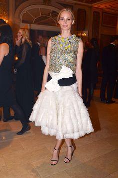 Lauren Santo Domingo in Giambattista Valli Haute Couture