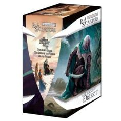 The Legend of Drizzt Boxed Set, Books XI - XIII