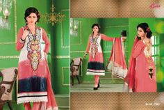 Bhagyashree Indian Party wear Suits 2014 for Girls (4)