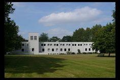 Dom Hans van der Laan: Roosenberg Abbey in Waasmunster, Belgium